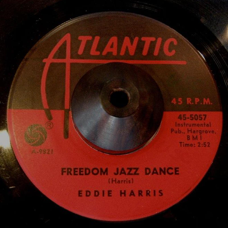 EDDIE HARRIS / FREEDOM JAZZ DANCE
