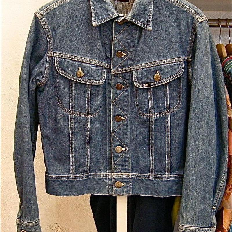 1950年代、Leeのデニムジャケット101-J,