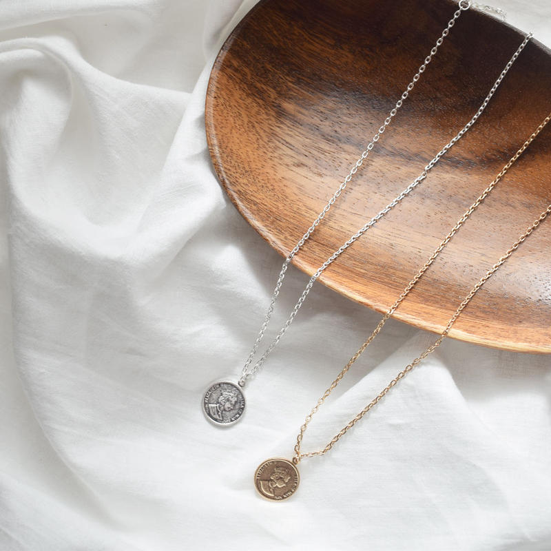 [ NEW ]Coin  Necklace