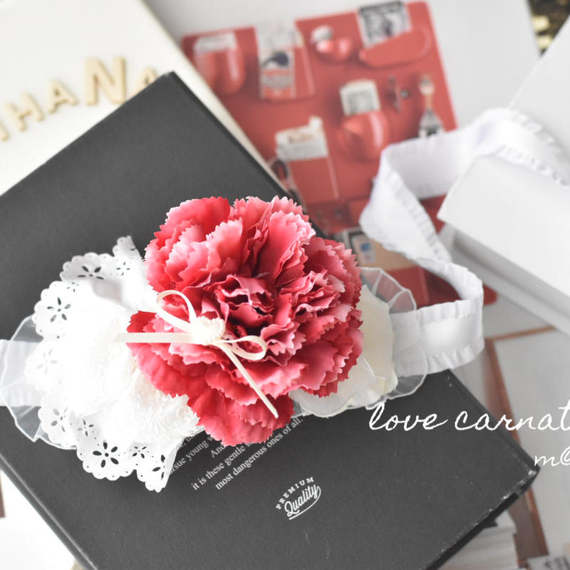 【限定】love carnation