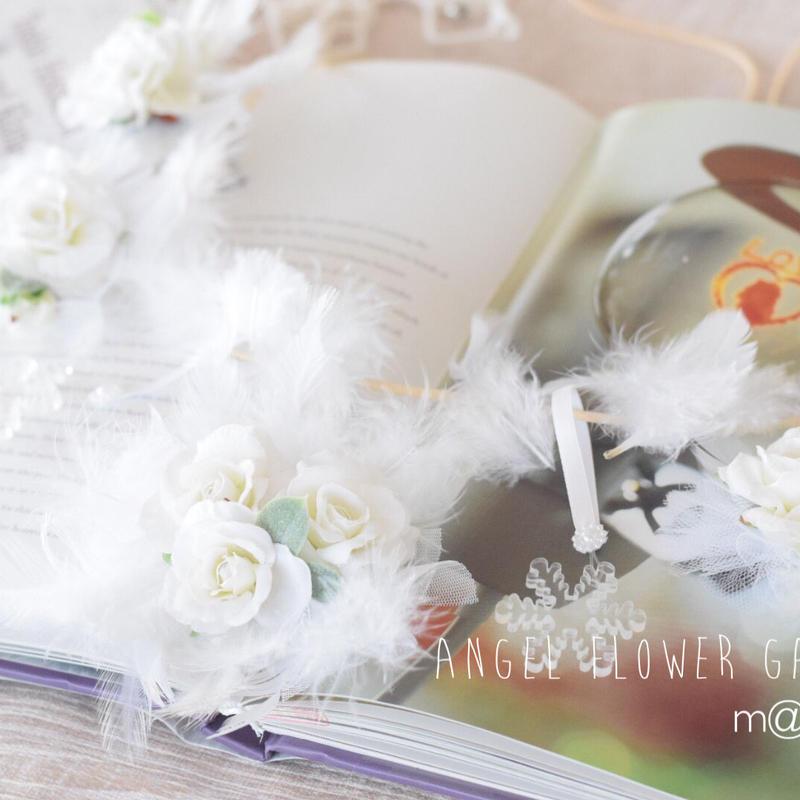 『天使のガーランド』ホワイトクリスマス