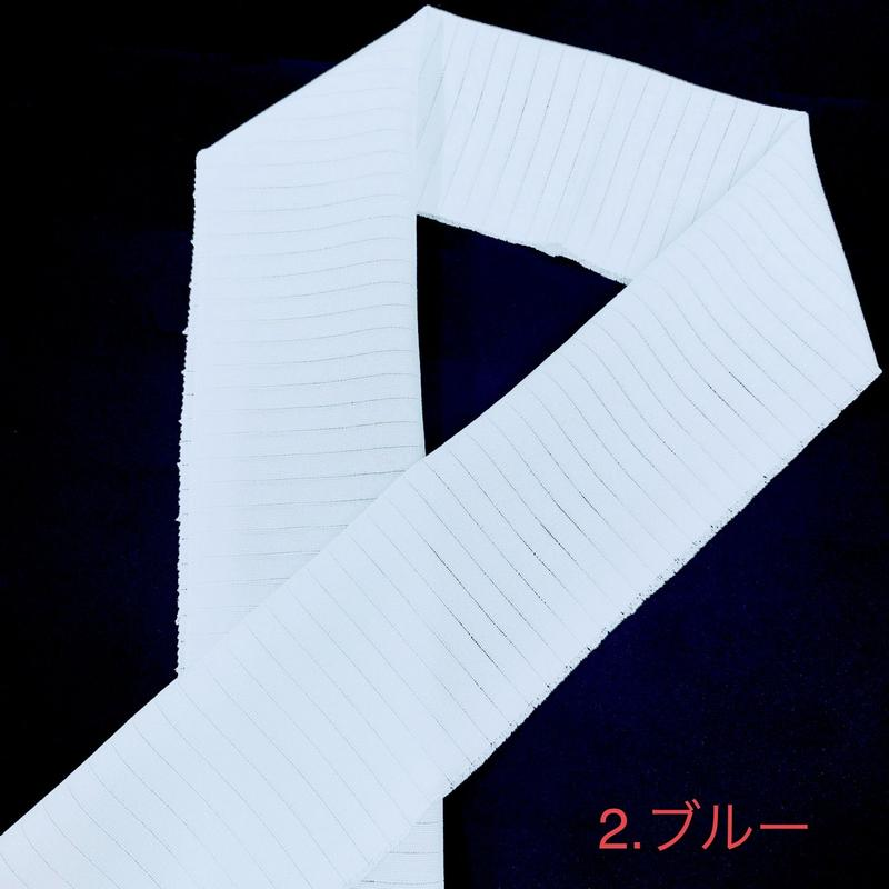 5-169 夏 洗える絹半衿