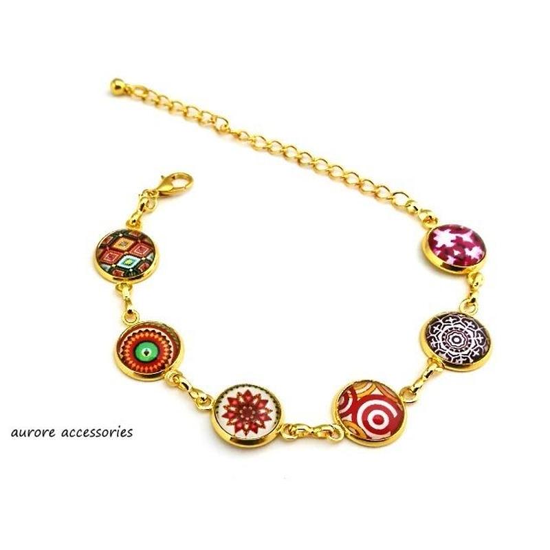 bracelet ブレスレット エスニック風