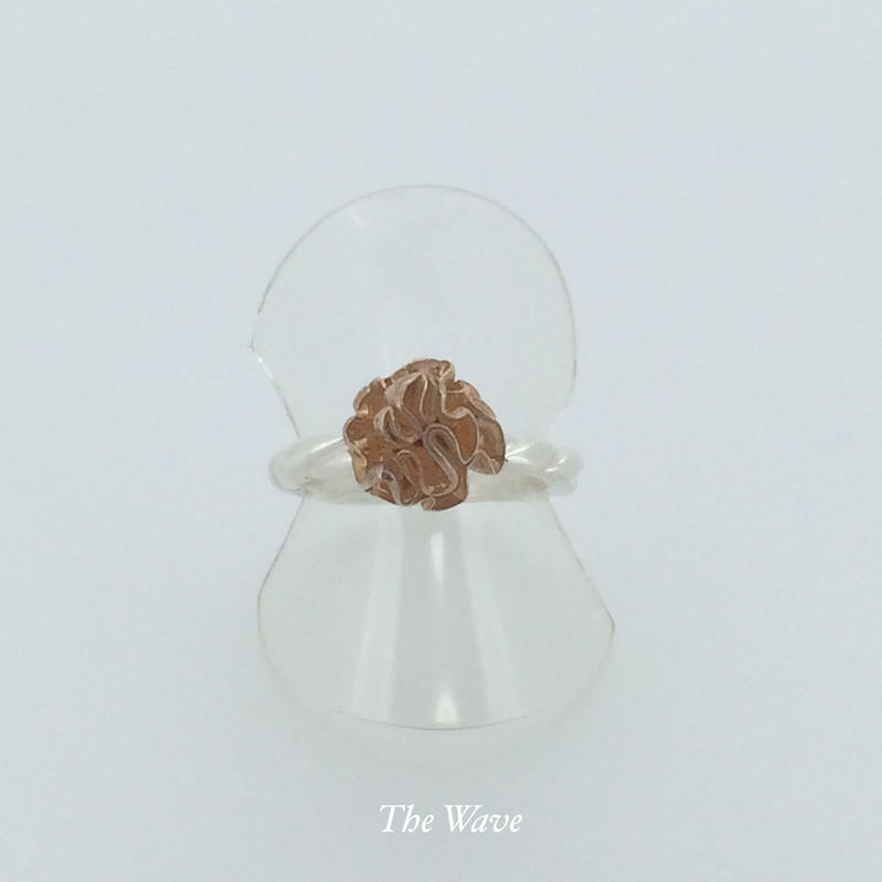 ROSEのリング - silver -