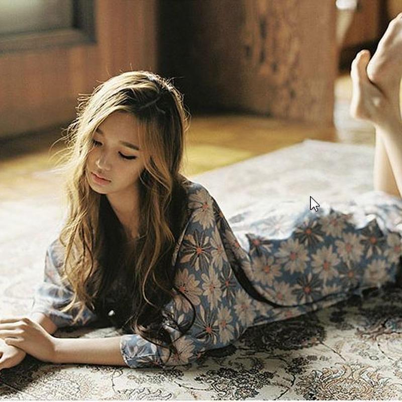 パジャマ❤ルームウエア3点セット 可愛い花柄のガウン・キャミソール・ワイドパンツが一緒に! hdfks960013