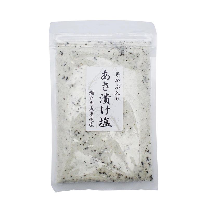 あさ漬け塩 (めかぶ入)