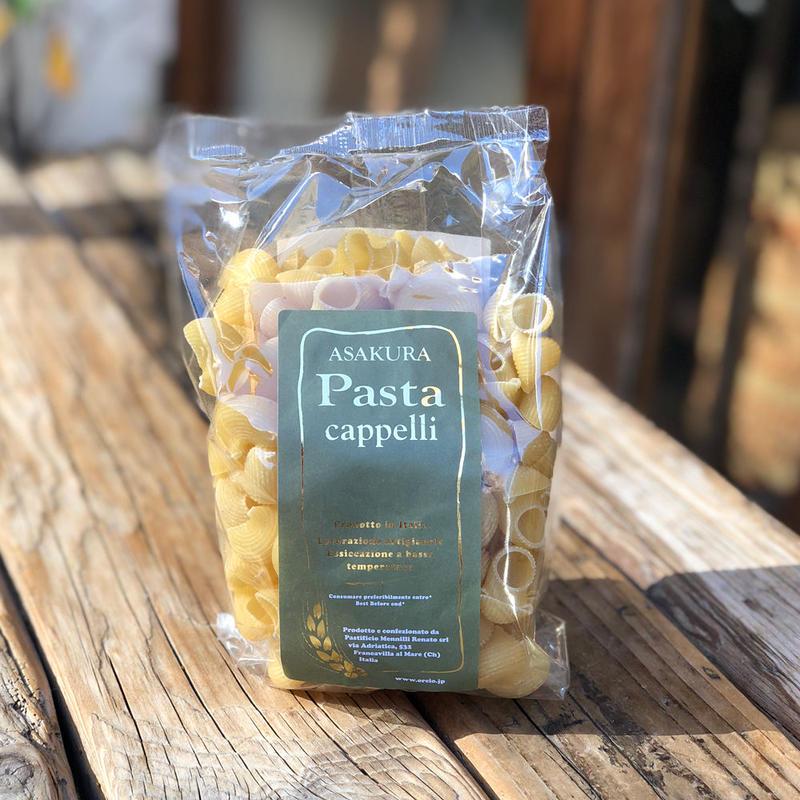 【アサクラ】カッペッリ小麦のゴミティ