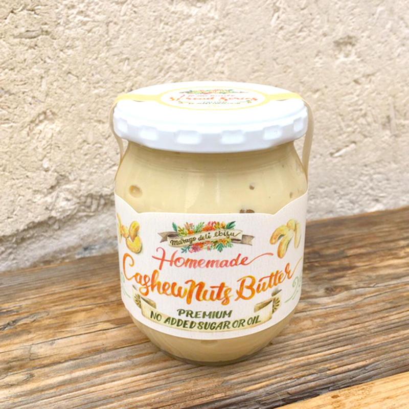 【marugo original 】カシューナッツバター