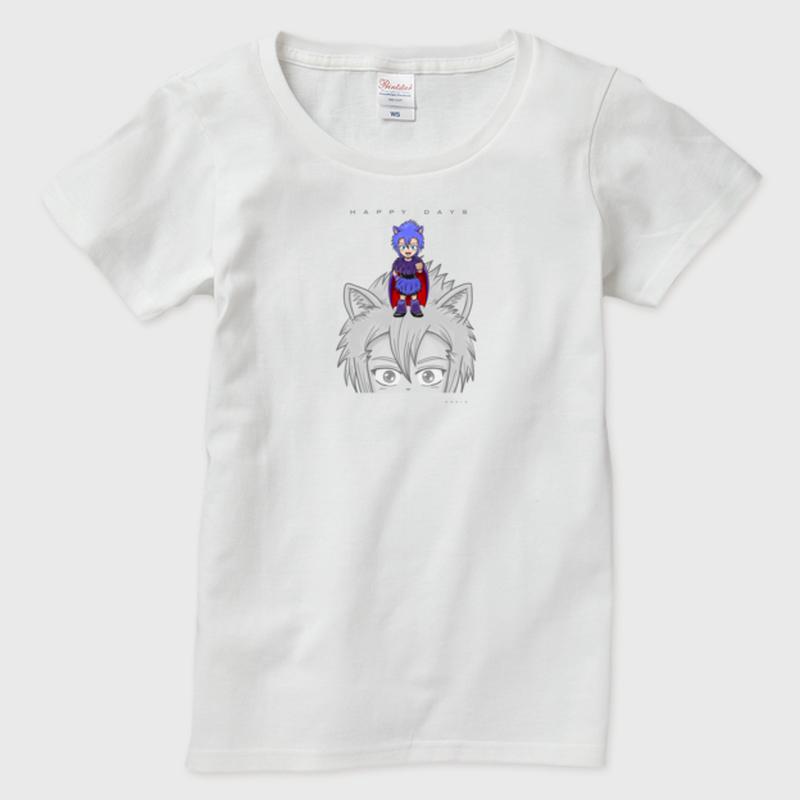 MNTcreate Tシャツ レディース 002
