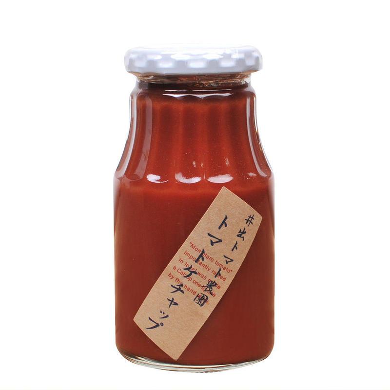 -井出トマト農園- 桃太郎トマトケチャップ