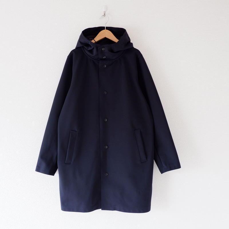 Jackman(ジャックマン) / Jersey Coat ジャージコート NAVY