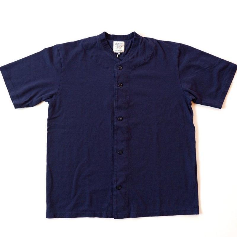 Jackman(ジャックマン/BB Shirt/NAVY