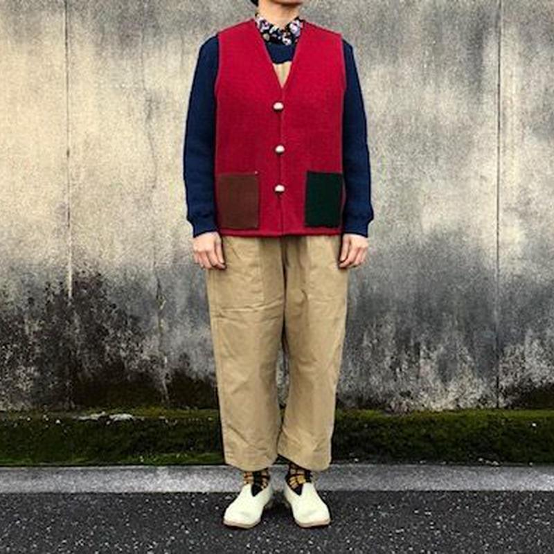 TRUJILLO'S|トルフィリオス チマヨ|ベスト Chimayo Vest/used/vintage