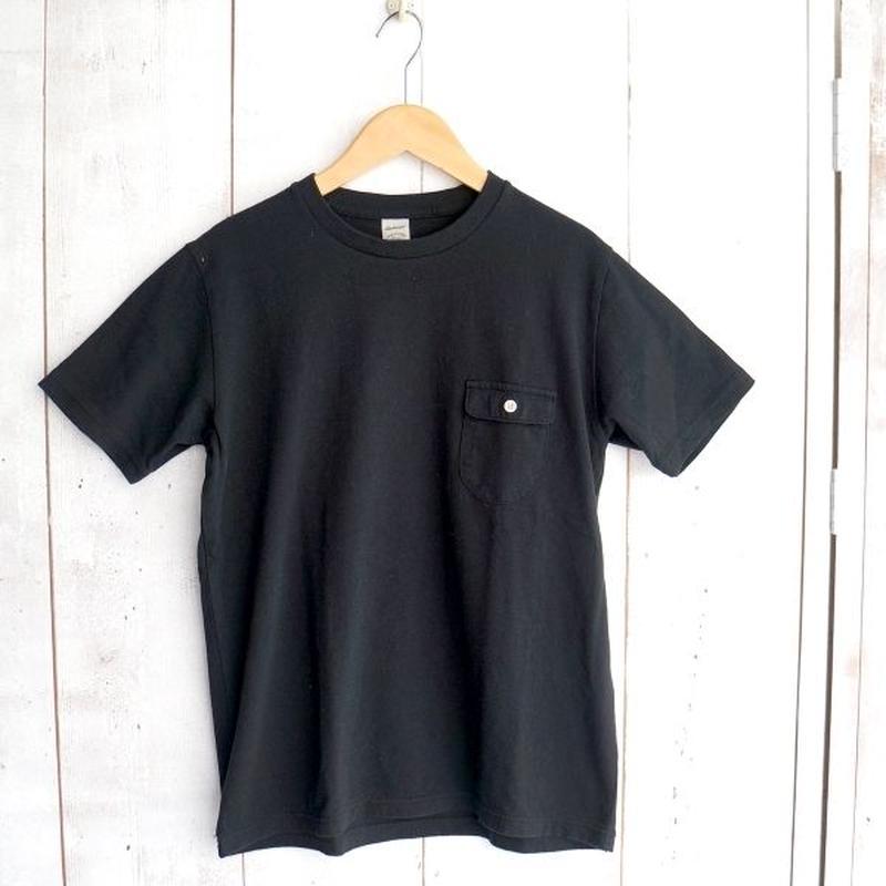 Jackman(ジャックマン) / Pocket T-shirt Black JM5550