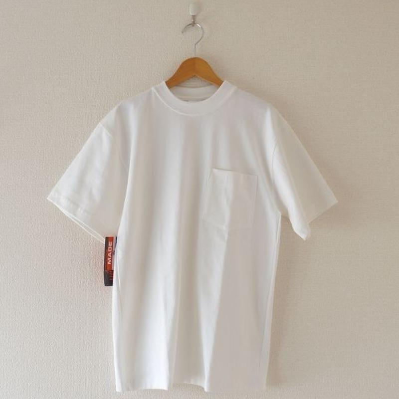 CAMBER(キャンバー) / MAX WEIGHT T-SHIRT ホワイト (size S/M /L)