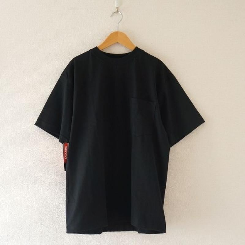 CAMBER(キャンバー) / MAX WEIGHT T-SHIRT ブラック (size S/M /L)