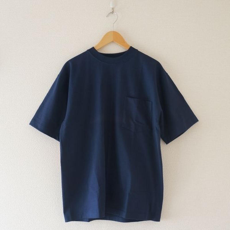 CAMBER(キャンバー) / MAX WEIGHT T-SHIRT ネイビー (size S/M /L)