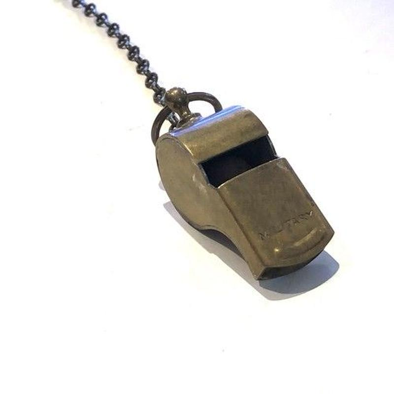 50S〜 US military whistle