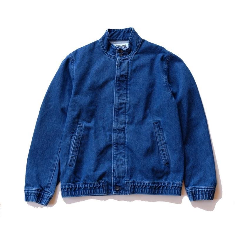 SOULIVE(ソウライブ)/indigo sport jacket