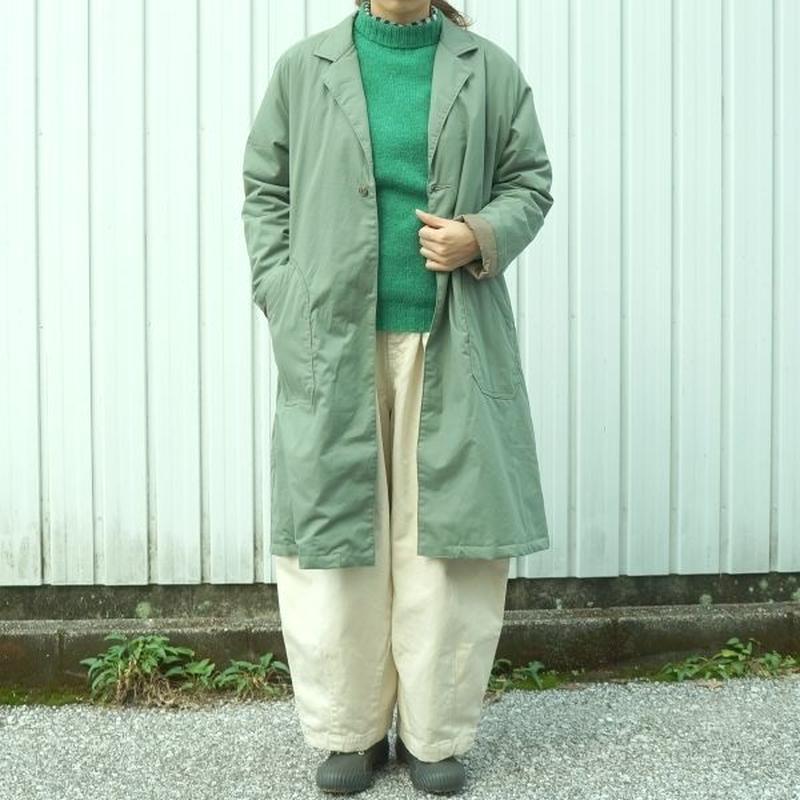 NAPRON(ナプロン)/  WINTER ATELIER WORK COAT オリーブ(MEN & LADIES)