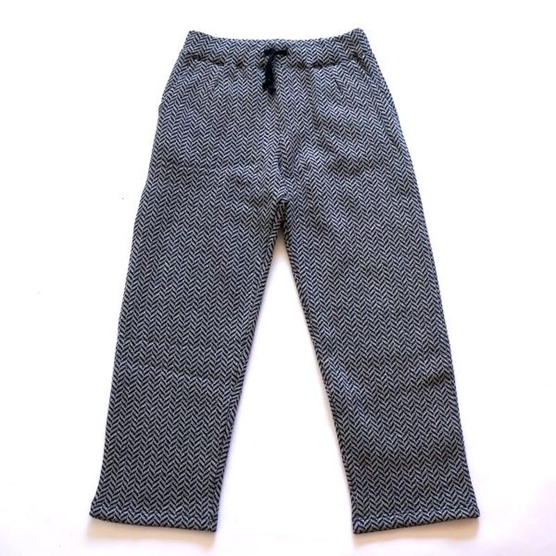 RIDING HIGH(ライディングハイ) /HERRINGBONE FLEECE ONE TUCK PANTS