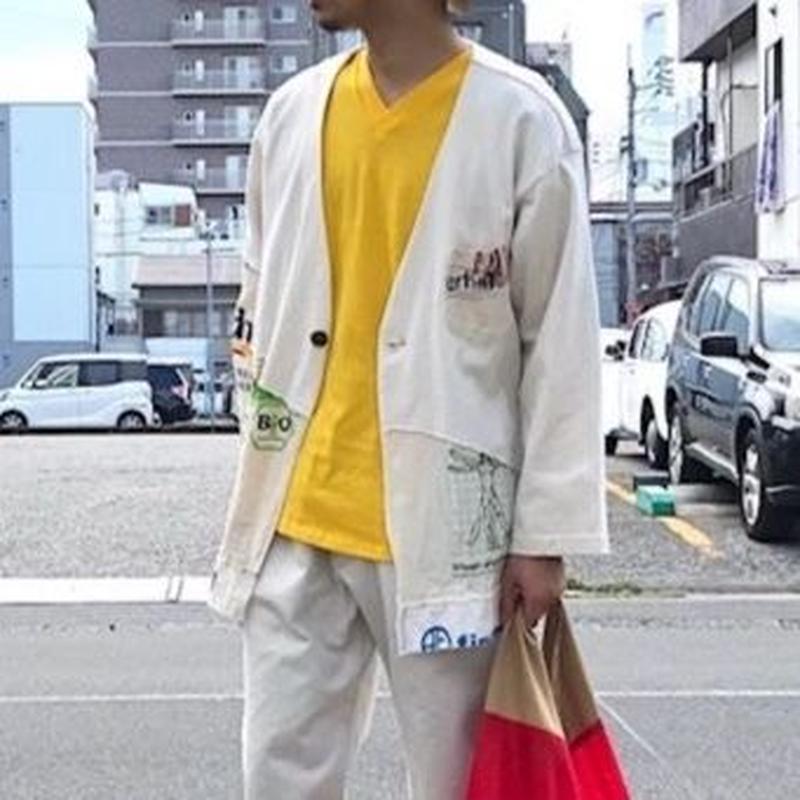 masterkey(マスターキー)/remake cardigan/WAVE-ECO/2B