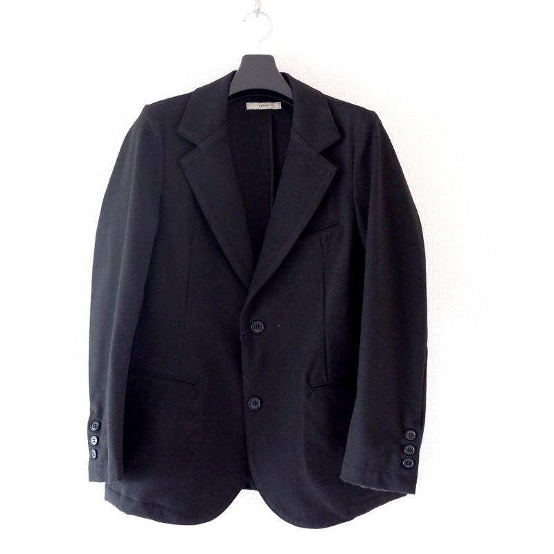 KAFIKA (カフィカ)/THERMOLITE TWILL TAILORED JACKET ブラック