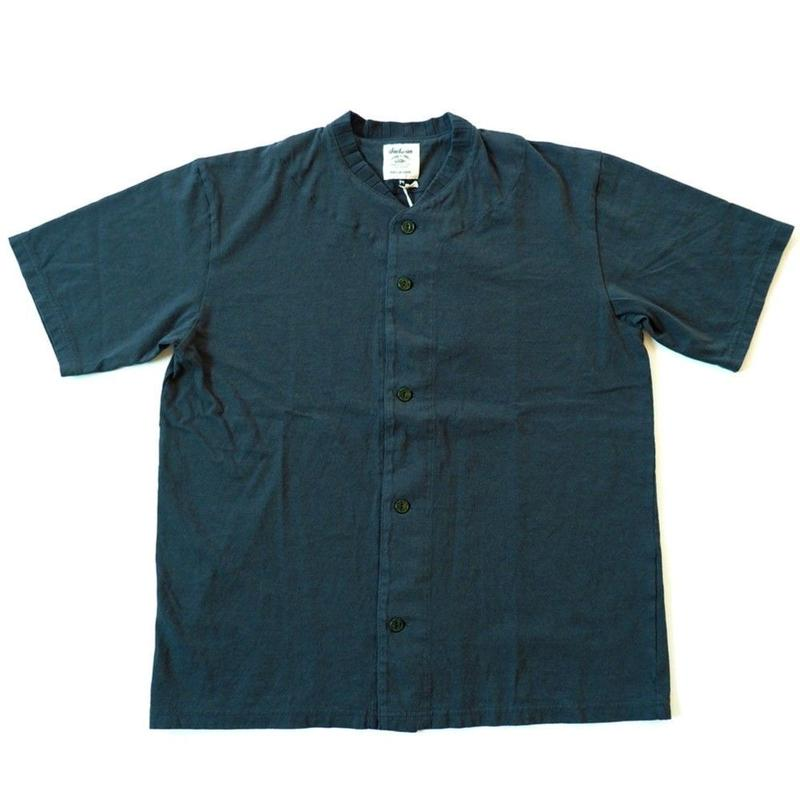 Jackman(ジャックマン/BB Shirt/dark green