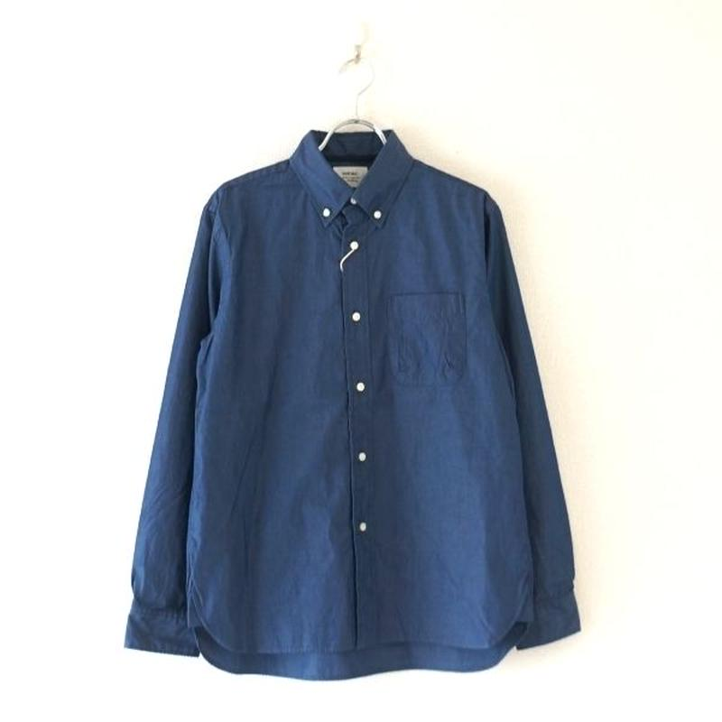 weac.(ウィーク)/BASIC SHIRTS  ALBINI DENIM