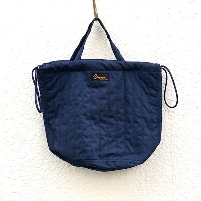 QUILTING PATIENTS BAG NAPRON /NAVY