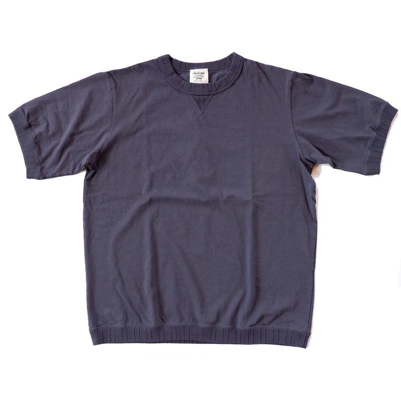 Jackman(ジャックマン)/US Cotton Rib T-Shirt/darkgray