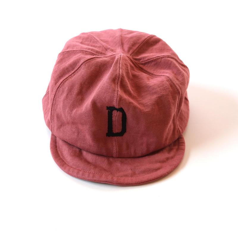 Jackman(ジャックマン) /Dotsume Baseball Cap/Dry Rose
