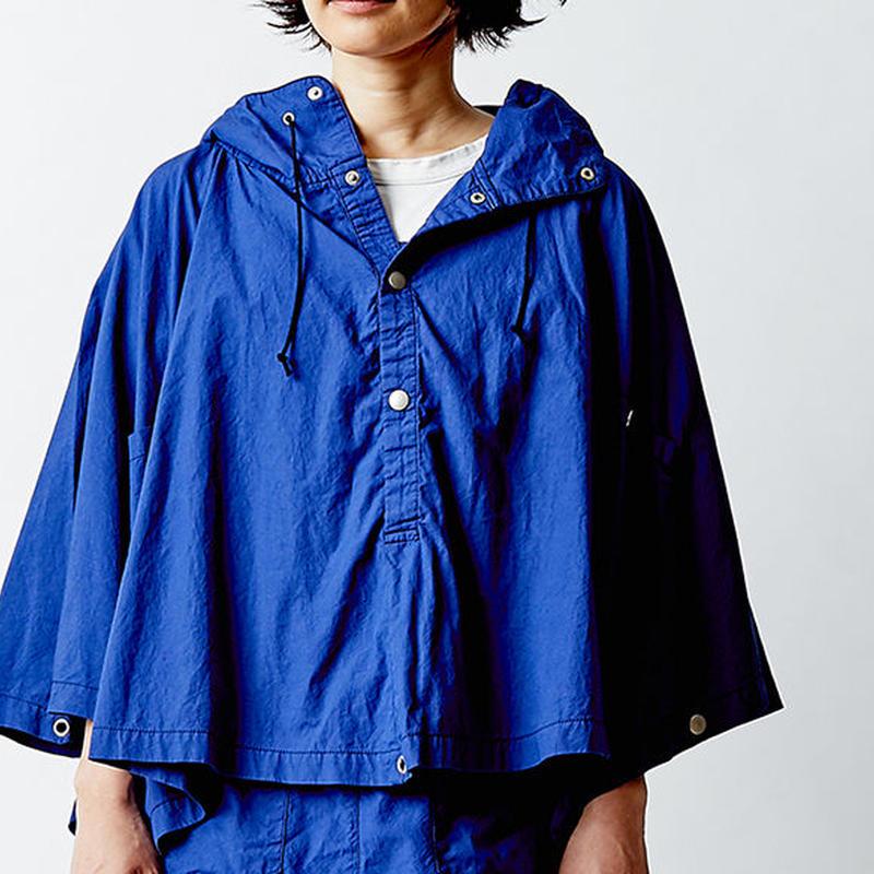 NAPRON(ナプロン)/MILITARY PONCHO NAPRON/blue
