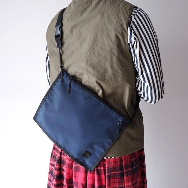 MIS(エムアイエス)  2WAY POUCH - NAVY