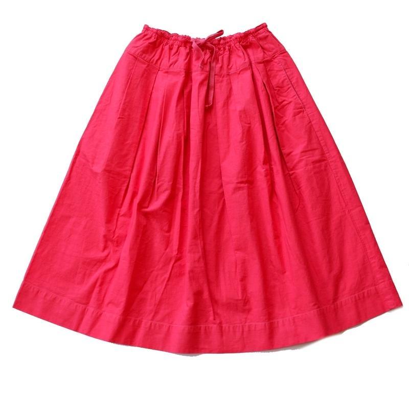 TIGRE BROCANTE( ティグルブロカンテ)/ジンバブエポケットフィセルスカート/ピンク