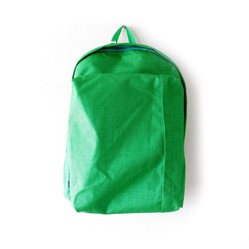 """LIXTICK """"ALLDAY"""" BACKPACK /BIG BAG/green"""
