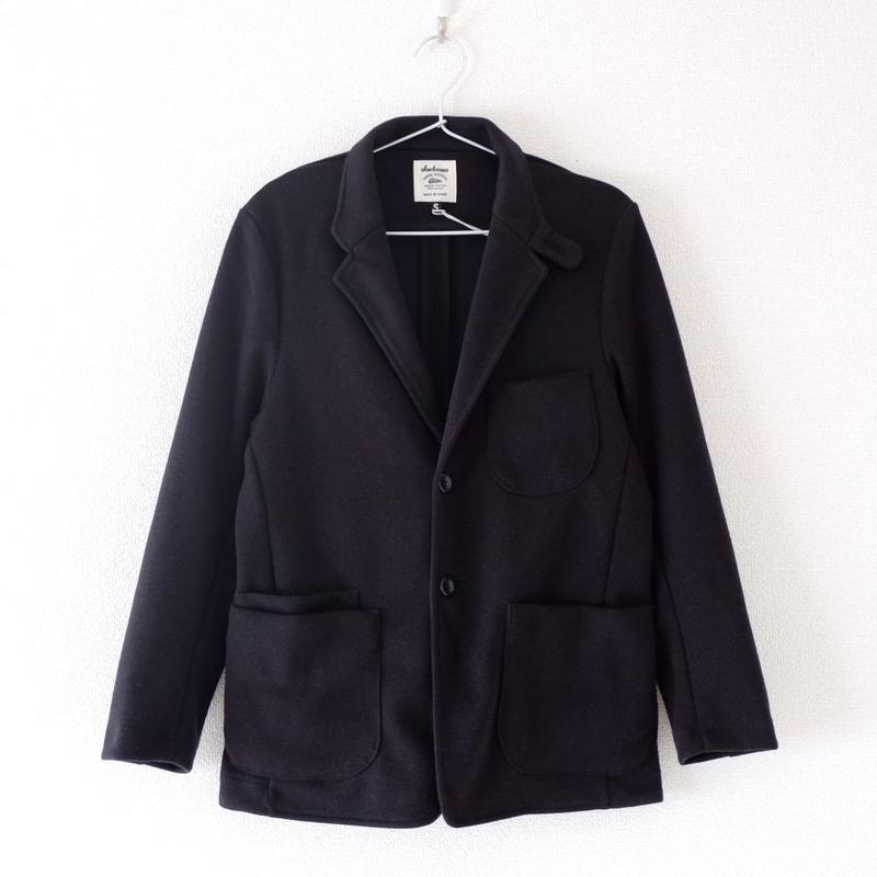 Jackman(ジャックマン) / Jersey Jacket Dark Navy    jm8760