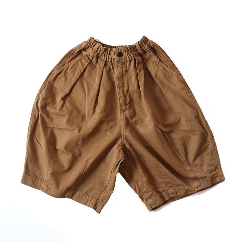 HARVESTY (ハーベスティ)/CIRCUS SHORT PANTS(サーカスショーツ)/beige