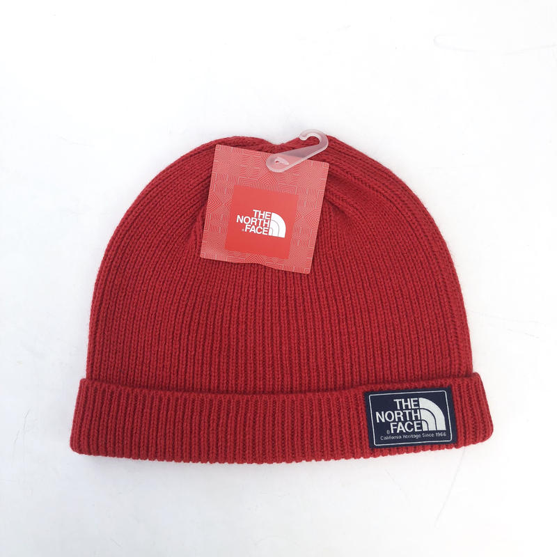 USA THE NORTH FACE / BEANIE/red