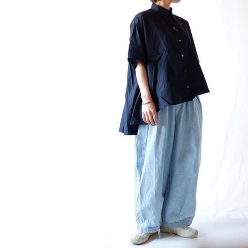 HARVESTY (ハーベスティ)/ DENIM CIRCUS PANTS デニムサーカスパンツ / ライトブルー