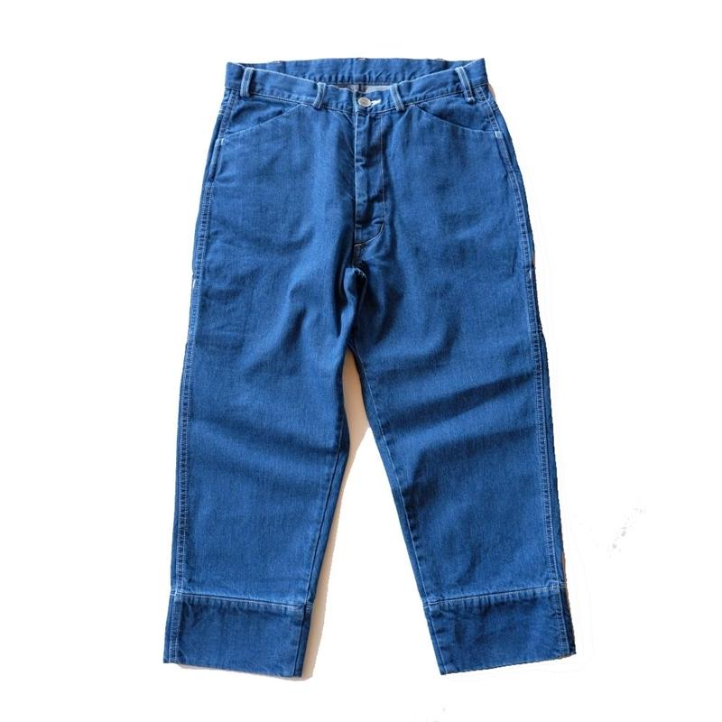 thinq(シンク)just painter pants/denim