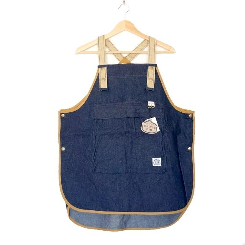 BIB(ビブ)/ Chicago1 - Denim Ver. (MEN & LADIES)