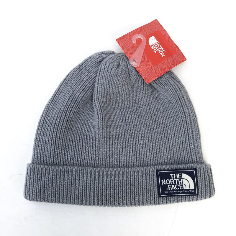 USA NORTH FACE  /BEANIE/gray