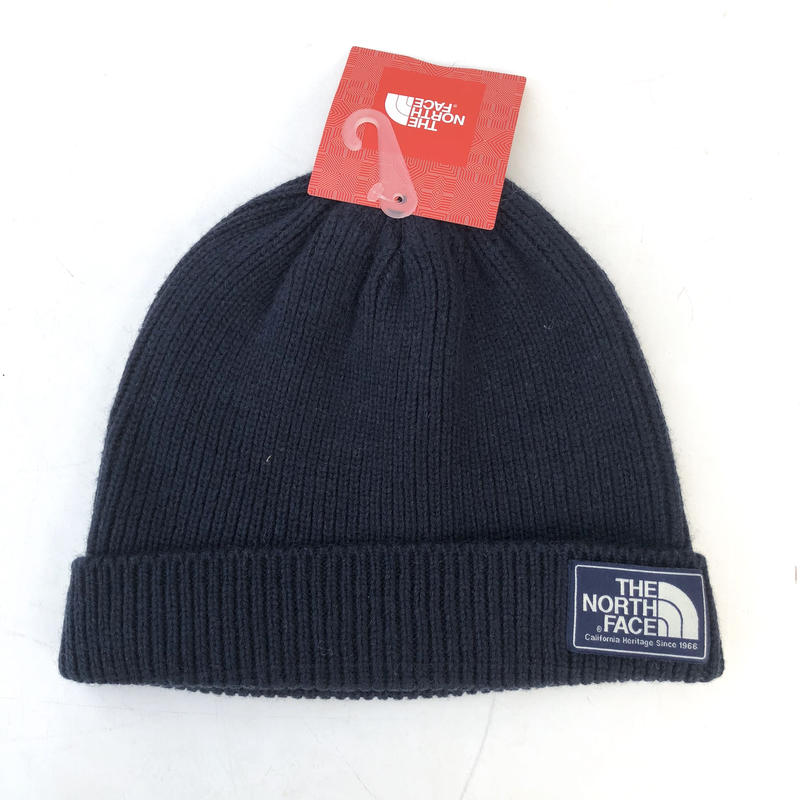 USA THE NORTH FACE /BEANIE/navy
