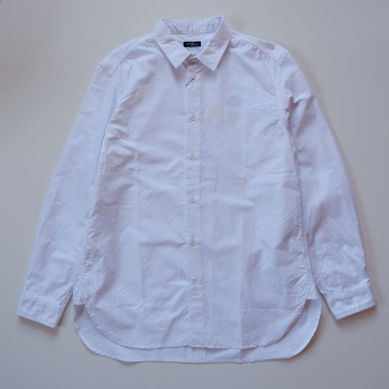 MOSODELIA(モソデリア)/REGULAR SHIRTS/white