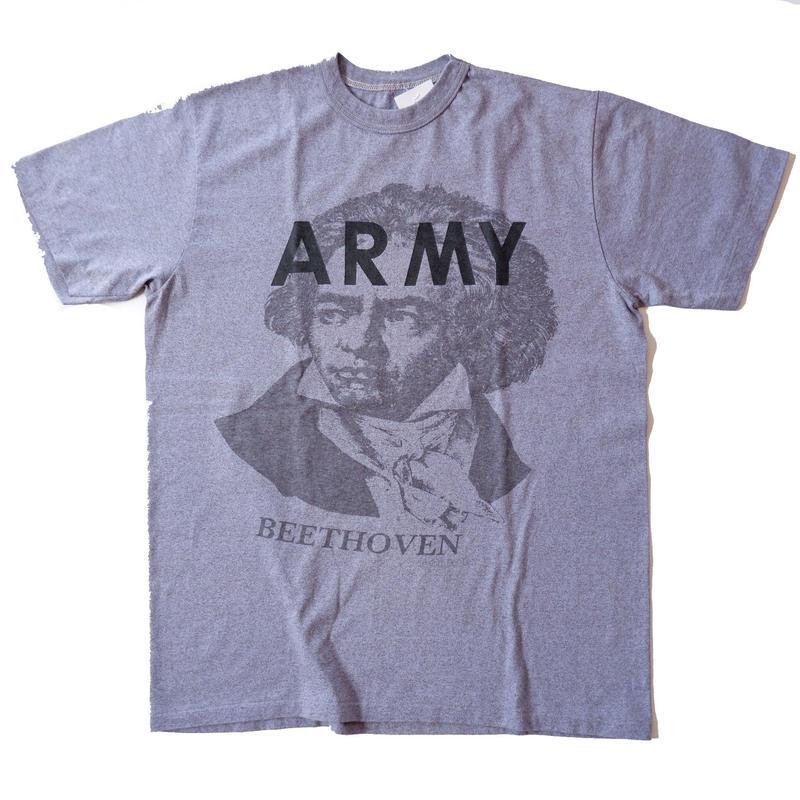 BEETHOVEN ARMY T SHIRT /ベートーヴェンアーミーTシャツ/B