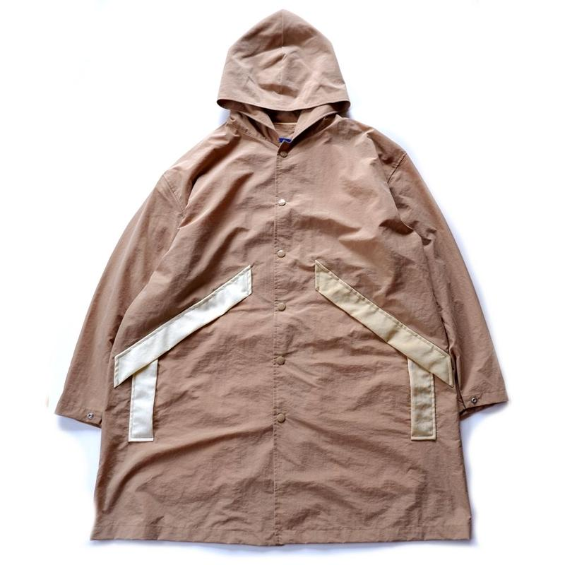 TRAINER BOYS( トレーナーボーイズ) /RAINSUNBURN BENCH COAT /beige