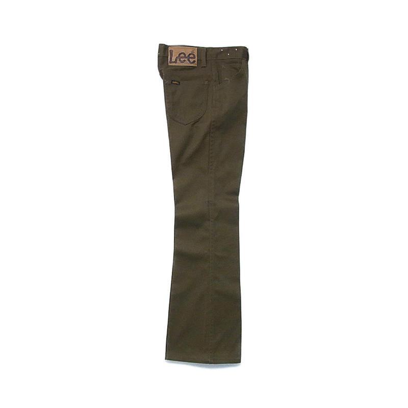"""vintage """"Lee"""" flare pants"""