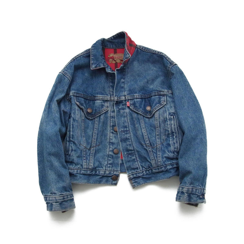 "vintage ""Levis"" denim jacket"