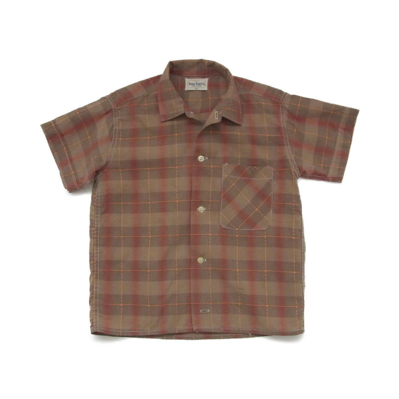 deadstock check shirt